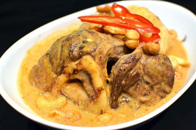 Osso Bucco Massaman Curry